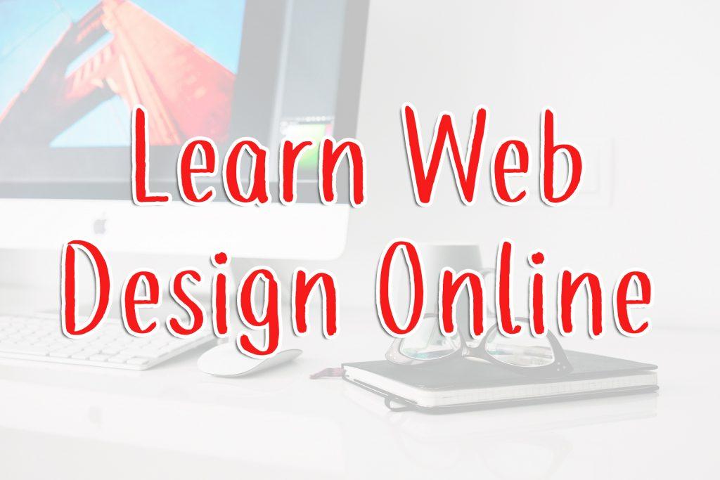 learn web design online